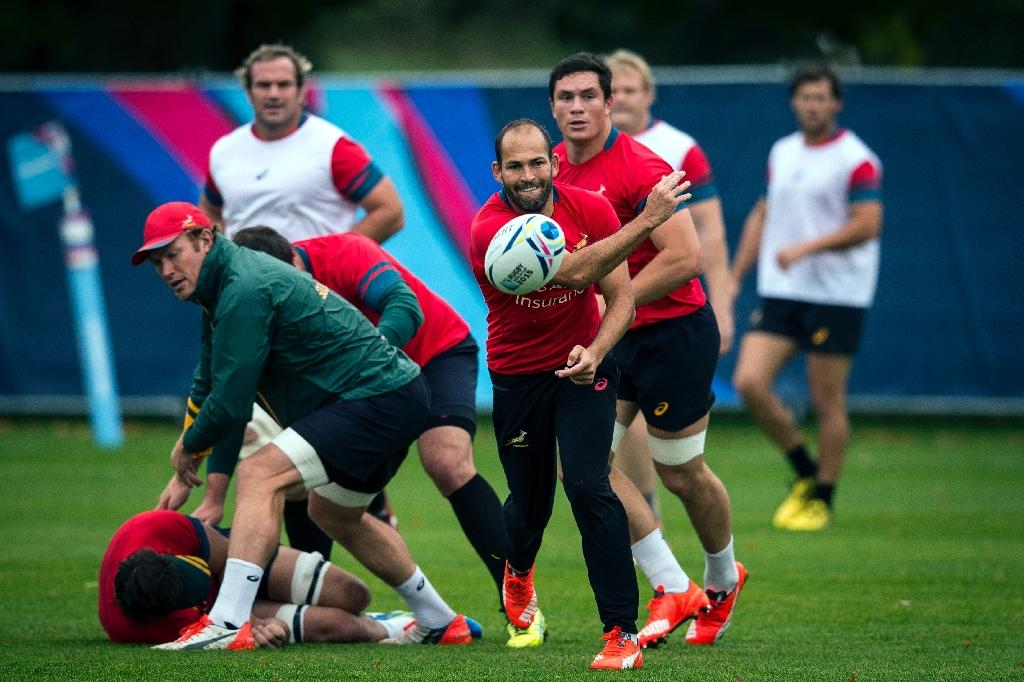 South Africa take nothing for granted against USA at Rugby World Cup