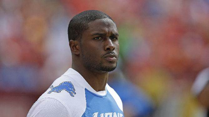 Lions RB Bush practices, says he'll play vs Bears