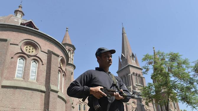 The bombings occurred during prayers at two churches located around half a kilometre apart in the city's Youhanabad neighbourhood, which is home to more than 100,000 Christians