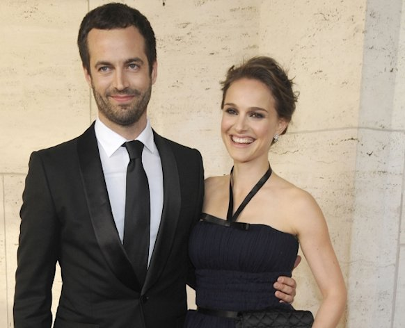 Benjamin Millepied and Natalie Portman step out in style at the New York City Ballet&#39;s Spring Gala at the David H. Koch Theater, Lincoln Center in New York City on May 10, 2012 -- Getty Images