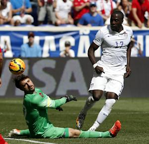 US World Cup formation still unformed