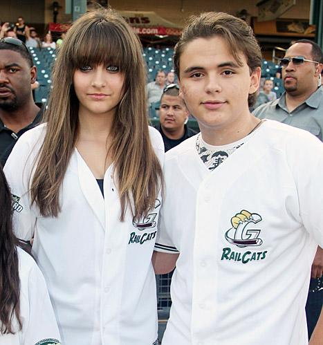 Paris Jackson, Prince Michael Feuded Before Suicide Attempt