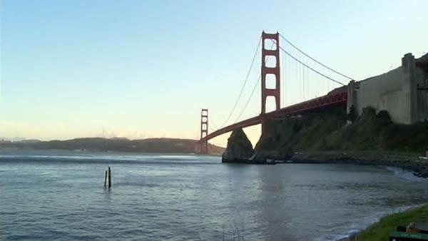 Two rescued after boat collision near GG Bridge