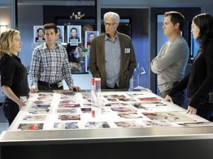 'CSI' Renewed as Ted Danson's Contract Is Extended