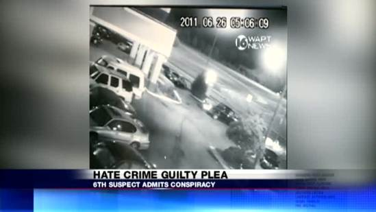 6th man pleads guilty in Mississippi hate crime case