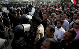 Egypt's Top Court Quits Over Morsi's Controversial Constitution