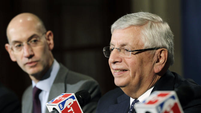 Stern to retire as NBA Commissioner in 2014