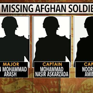 Afghan soldiers disappear from Cape Cod base