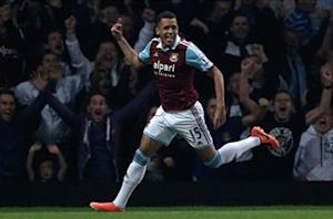 West Ham 3-2 Cardiff City: Late Vaz Te header seals Hammers' triumph
