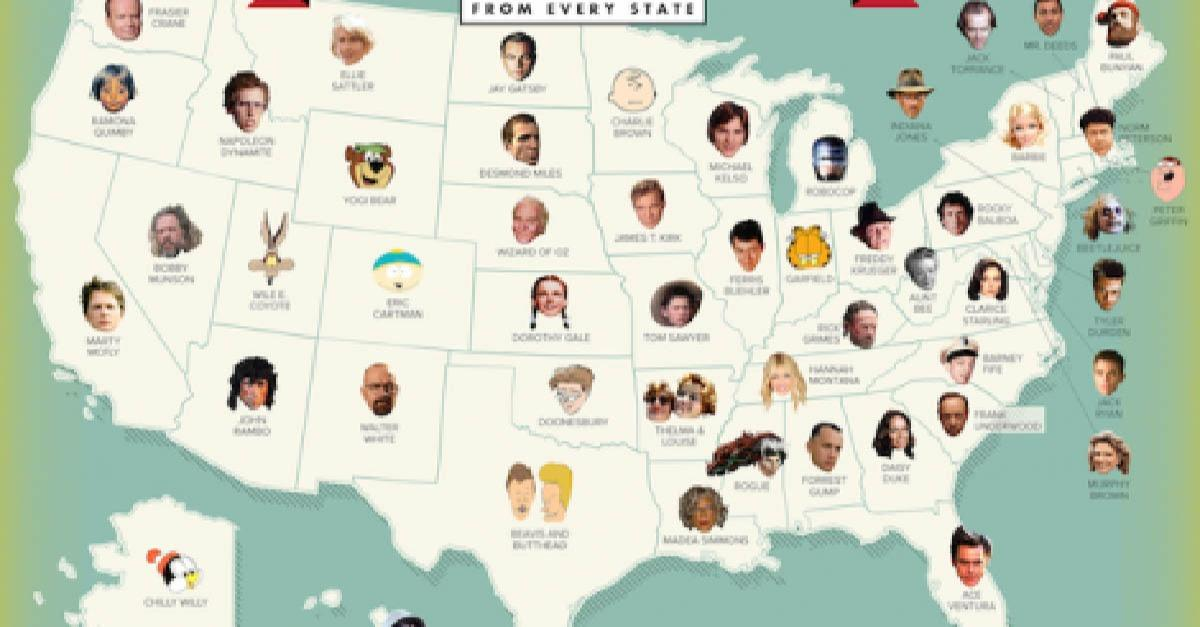 Who is the richest person in your state? Find out!