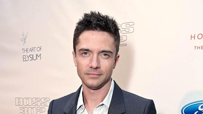Topher Grace Art Of Elysium