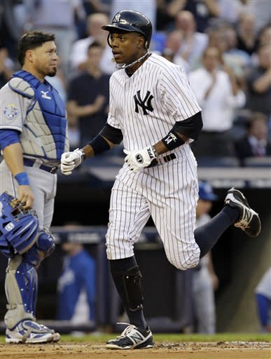 A-Rod homers twice in Yankees' win