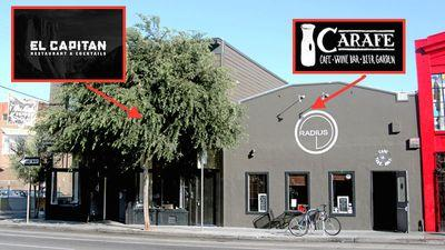 SOMA's Radius Space Becoming El Capitan, A Latin-Caribbean Restaurant