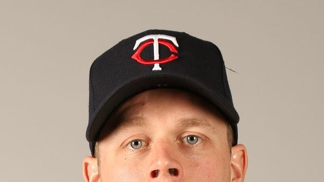 Justin Morneau Baseball Headshot Photo
