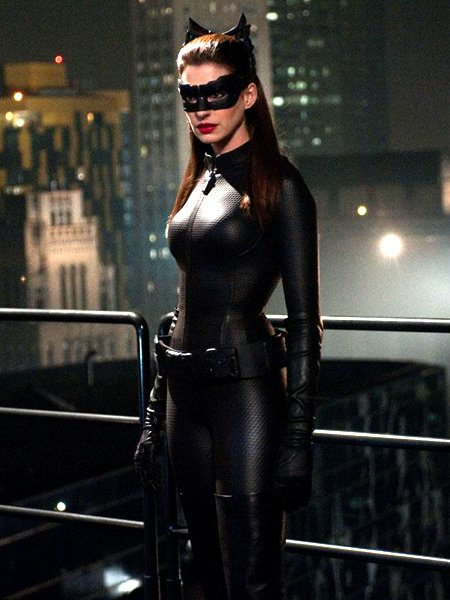 Catwoman through the year …