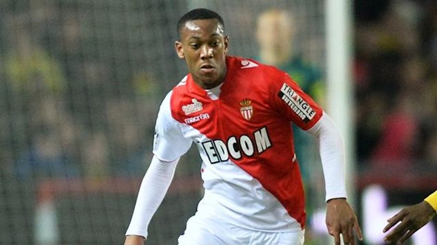 Ligue 1 - Martial, un extraterrestre à l'AS Monaco
