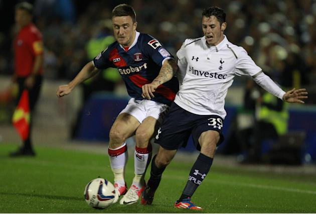 Tottenham youngster Adam Smith has been signed on a loan deal by Millwall