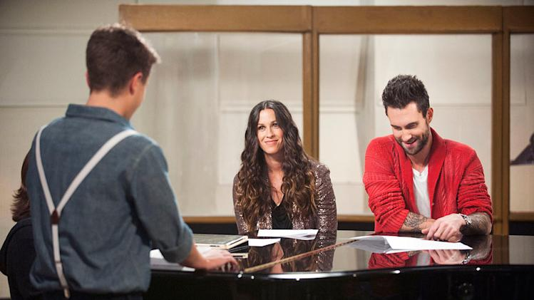 The Voice Celebrity Mentors, Alanis Morrisette