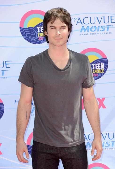 Teen Choice Awards 2012 - Arrivals