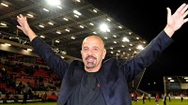 Dr Marwan Koukash is still on the hunt for a new coach