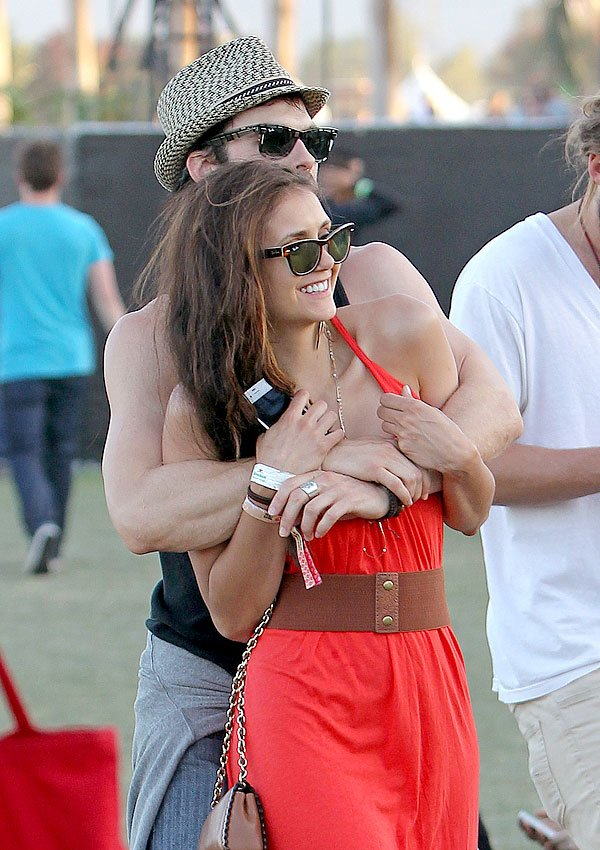 Ian Somerhalder Is DYING To Propose To Nina Dobrev — Report