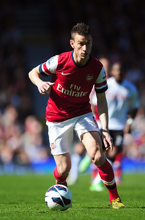Soccer - Laurent Koscielny File Photo