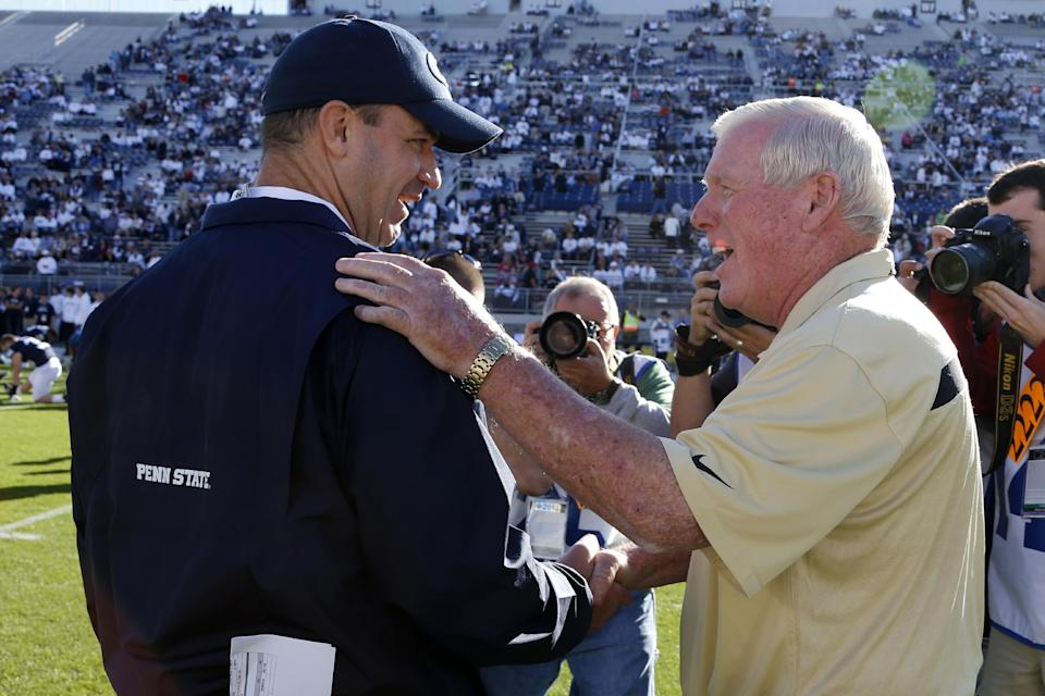 Bortles throws 3 TDs, UCF tops Penn State 34-31