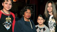 Michael Jackson's Mother and Children Attend Jackson Brothers' Concert (ABC News)