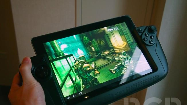 Hands-on with the $499 Wikipad gaming tablet