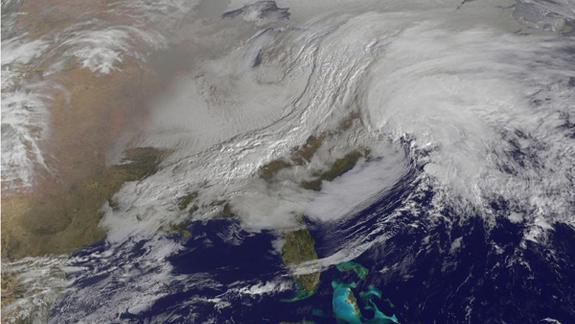 Why the Snowstorm Is Named 'Nemo'