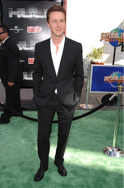 The Incredible Hulk Premiere