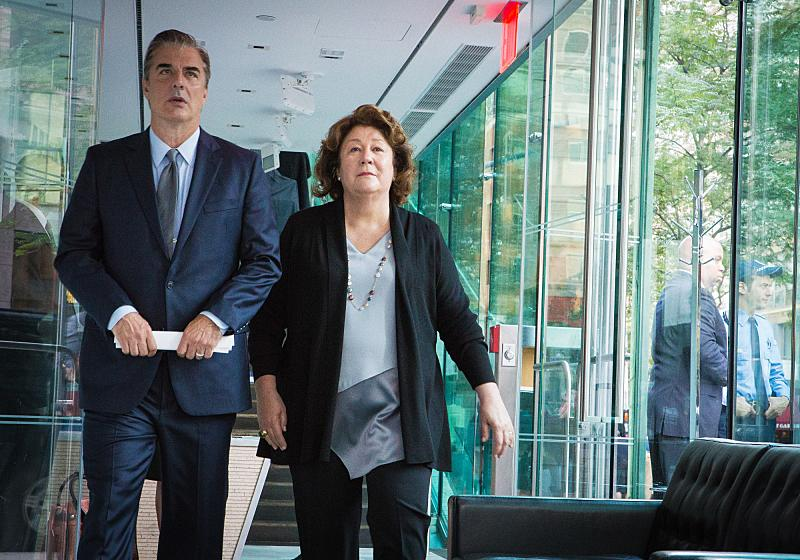 'The Good Wife's' Margo Martindale on Her Character: 'I'm Not Evil!'