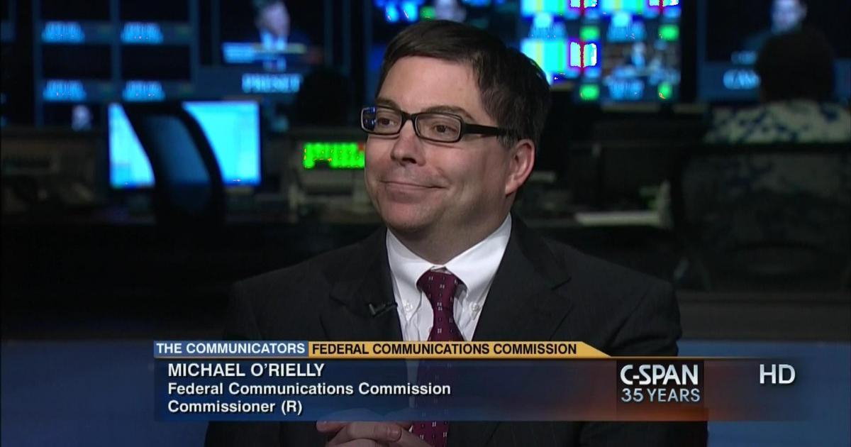 FCC commissioner makes the most boneheaded argument against raising broadband standards