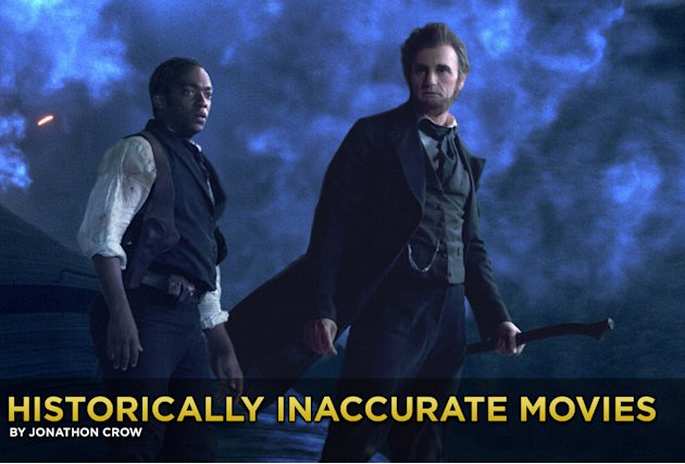 Historically Inaccurate Movies