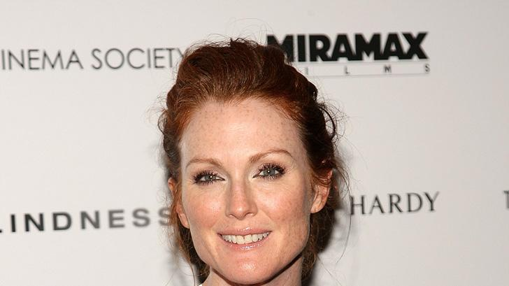 Blindess Screening 2008 NY Julianne Moore