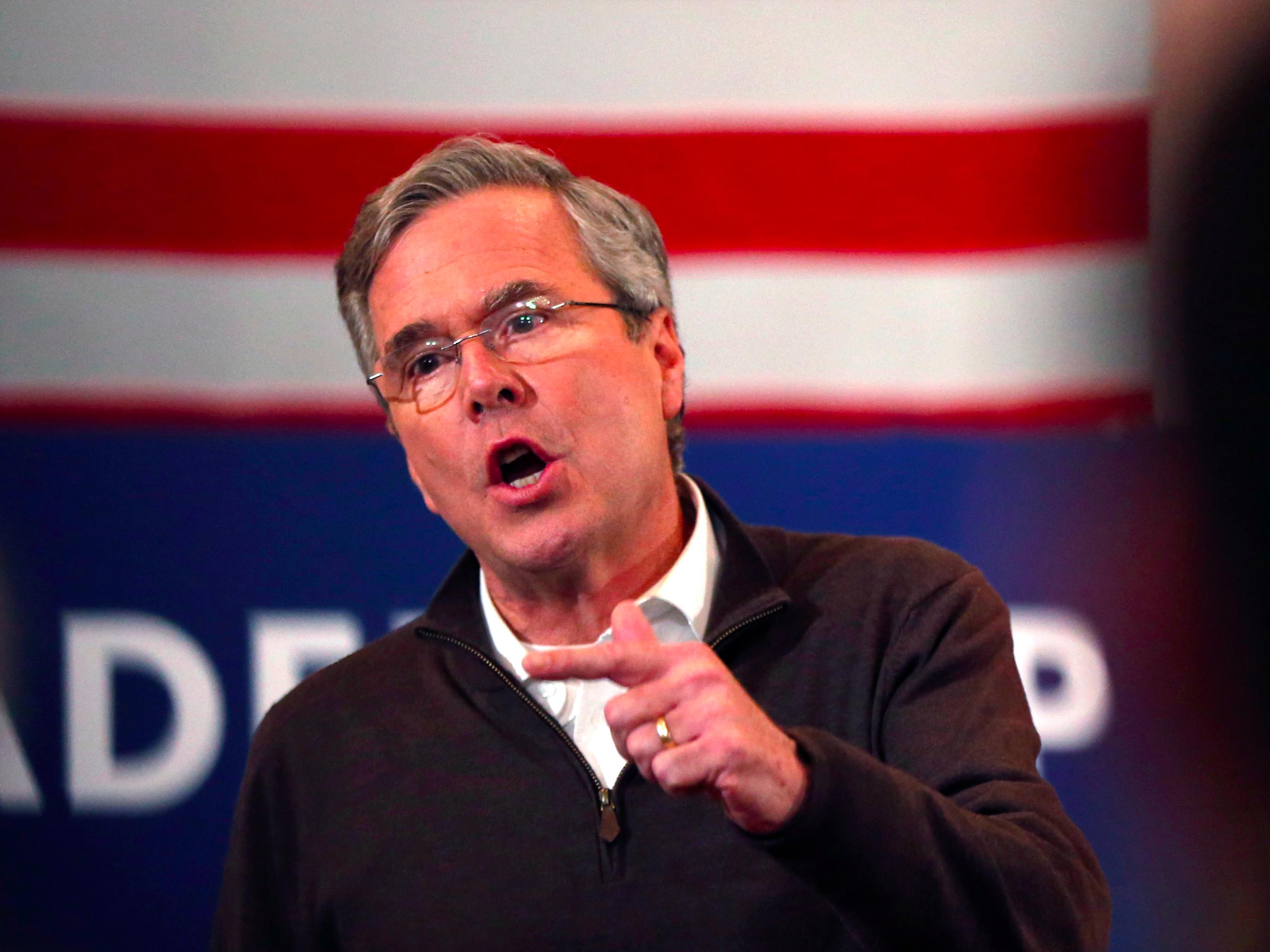 JEB: 'This campaign is not dead'