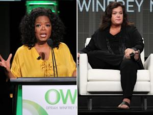 Oprah Winfrey/Rosie O'Donnell  -- Getty Images