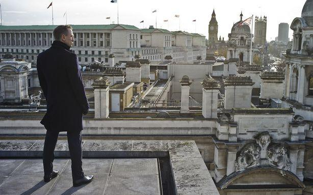 How Did 'Skyfall' Get Back on Top?