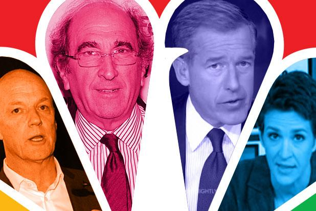 MSNBC Turmoil: High-Profile Anchors Oppose Network's Hard News Pivot (Exclusive)
