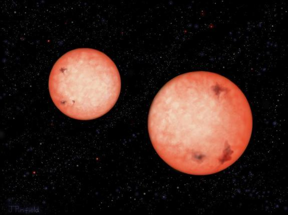 'Impossible' Stars Found in Super-Close Orbital Dances