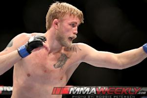Alexander Gustafsson Injury Reportedly Jeopardizes UFC on Fuel TV 9 Main Event