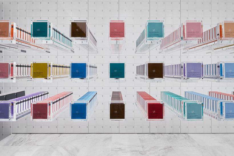 Retail Therapy: Heaven is this Minimalist Chocolate Shop in Tokyo