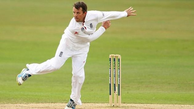 Graeme Swann concedes he might only have a bit-part role to play in the Trent Bridge Test