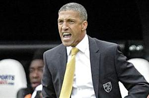 Hughton confident Norwich can avoid relegation