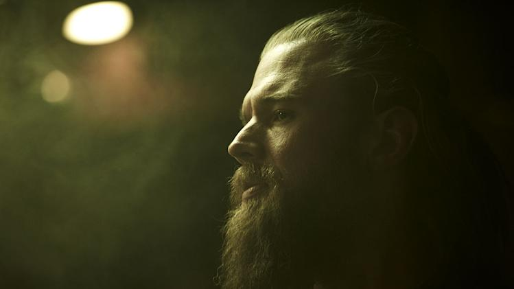 "Ryan Hurst stars as Harry Opie Winston in ""Sons Of Anarchy."""