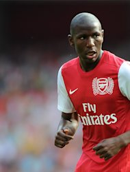 Benik Afobe has been on Arsenal&#39;s books since 2001