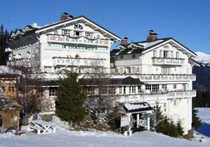 Ski and spa resorts