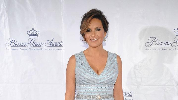 Mariska Hargitay attends The Princess Grace Awards Gala at Cipriani 42nd Street on October 21, 2009 in New York City.