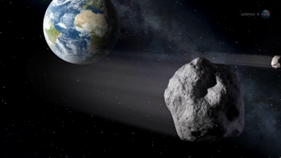 Asteroid Gives Earth Record-Setting Close Shave Today: How to Watch Online