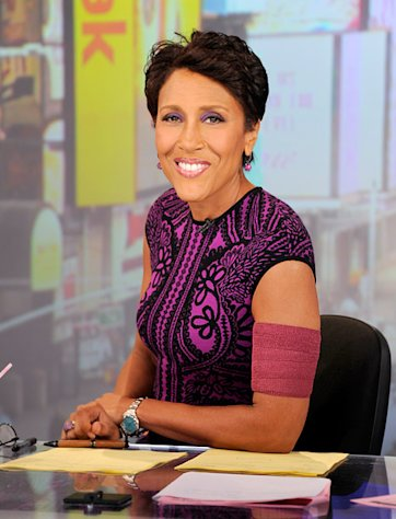 Robin Roberts Will Return to Good Morning America in &quot;Weeks, Not Months&quot;